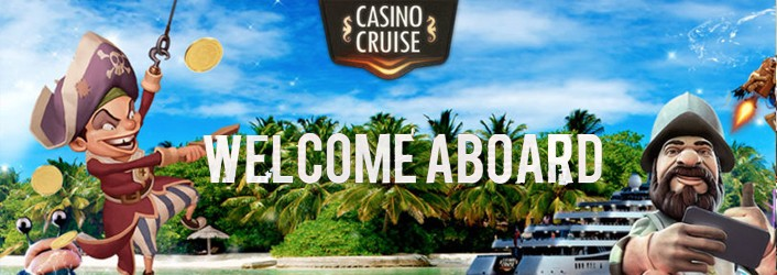 Casinocruise Welcome Package