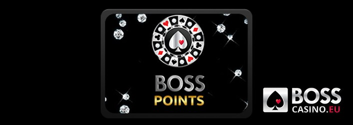 BossCasino Boss- Points