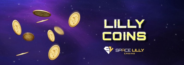Space Lilly Lilly Coins